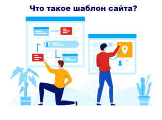 Что такое шаблон сайта?